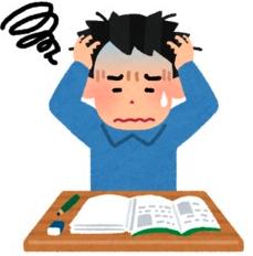 何かを書いて勉強するよりも、音読した方が効率がいい